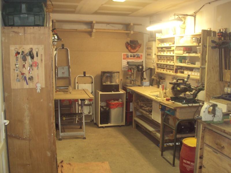 Bienvenue dans l 39 antre du feufollet for Le garage des petits