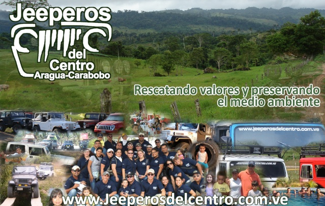 JEEPEROS DEL CENTRO