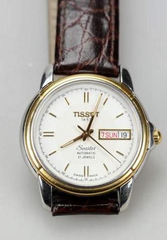 Tissot 1853 automatic 25 jewels стоимость