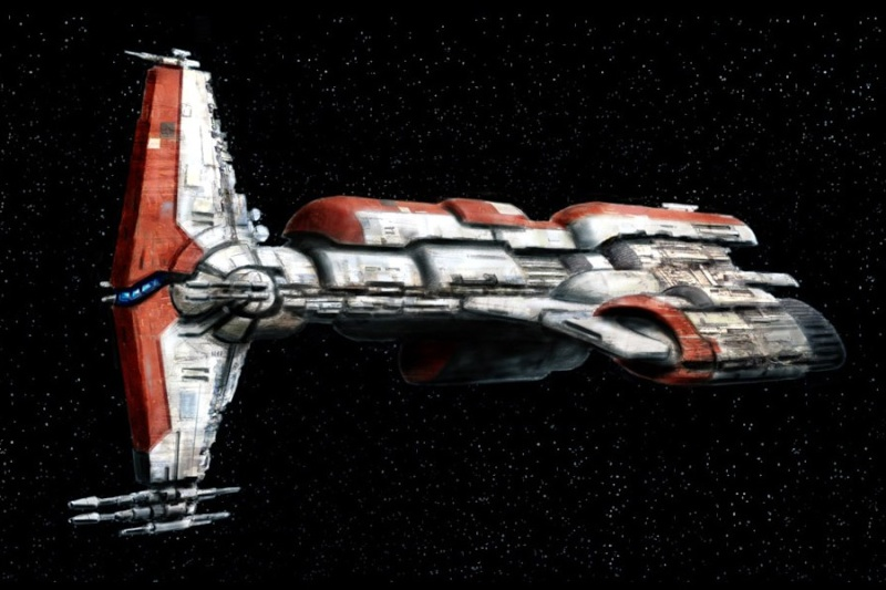 Construire ses propre vaisseaux star wars c 39 est possible for Interieur vaisseau star wars