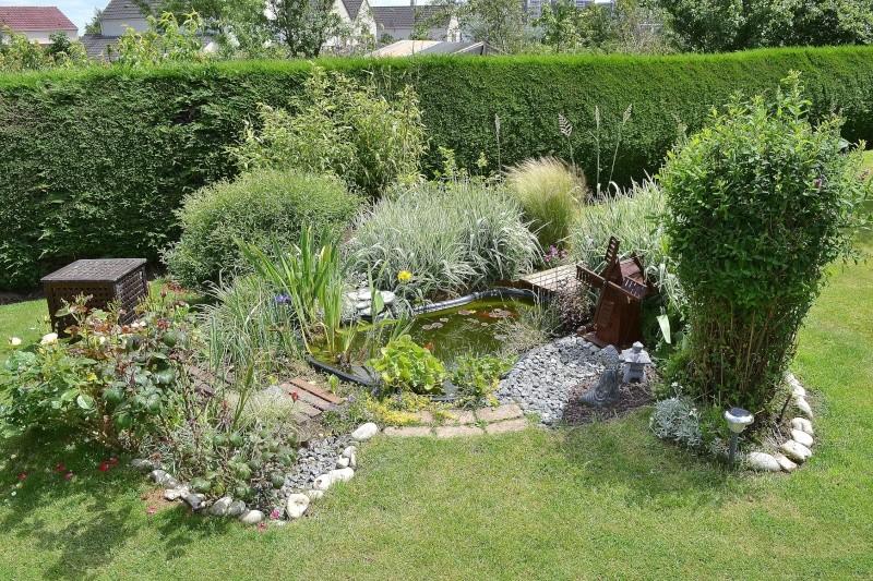 jardin en bac