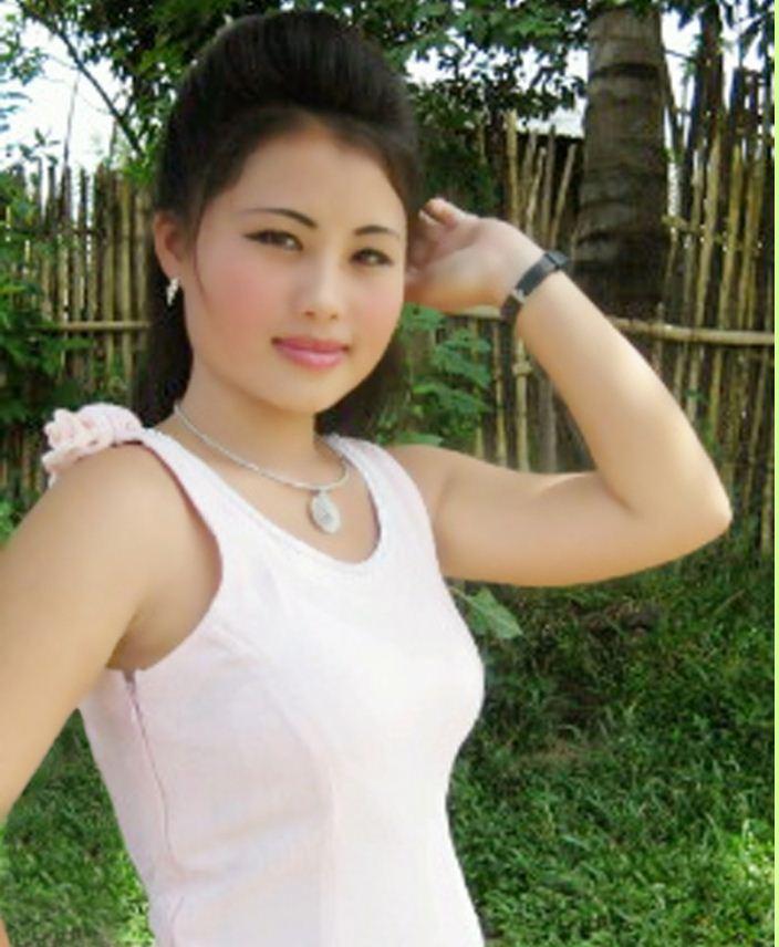 Hluas nkauj thaib lij pib