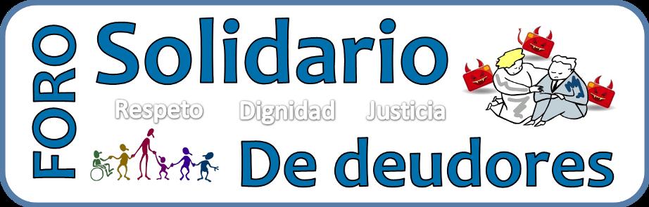 FORO SOLIDARIO DE DEUDORES