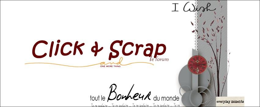 Click & scrap