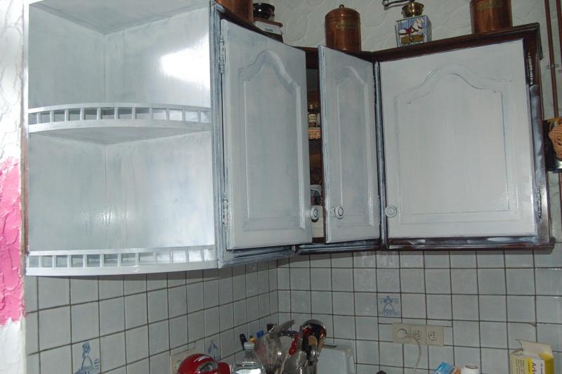Relooking cuisine avec des carrelages orange terracota for Repeindre un meuble laque blanc