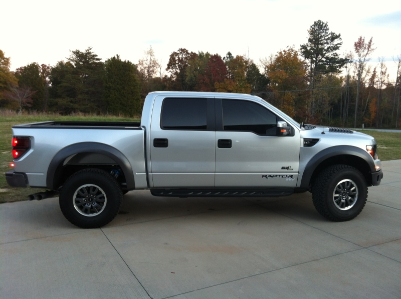 Gallery for gt ford raptor silver