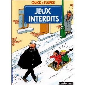 Quick et Flupke - Hergé dans BD flupke10