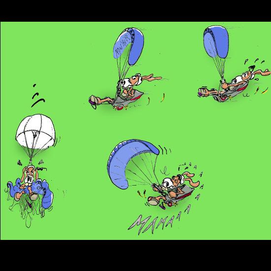 Dessin de stefrex - Parapente dessin ...