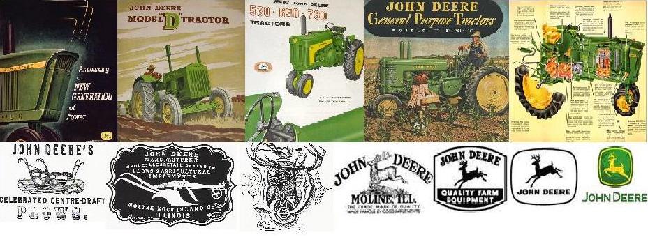 Le Patrimoine des Tracteurs John Deere