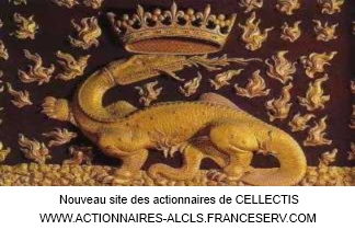 Actionnaires de CELLECTIS