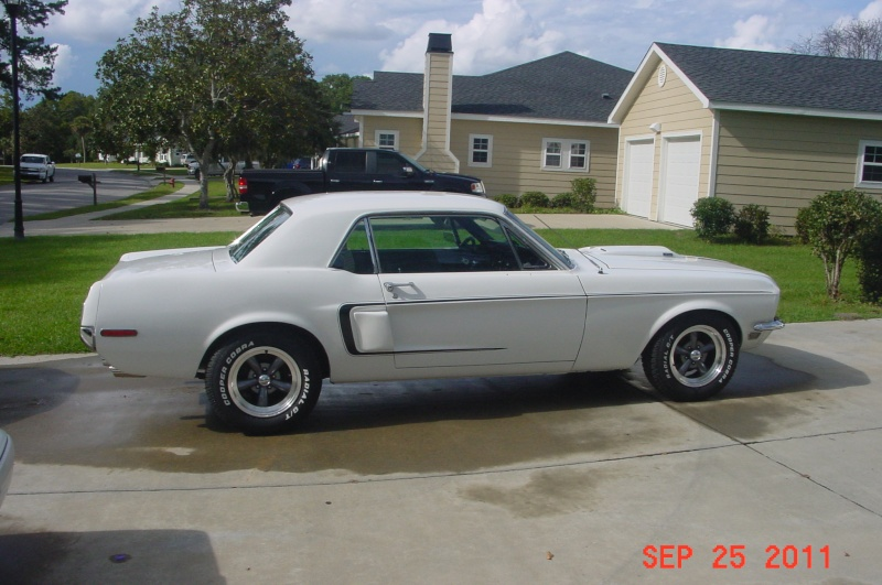 68 Mustang Coupe Page 13