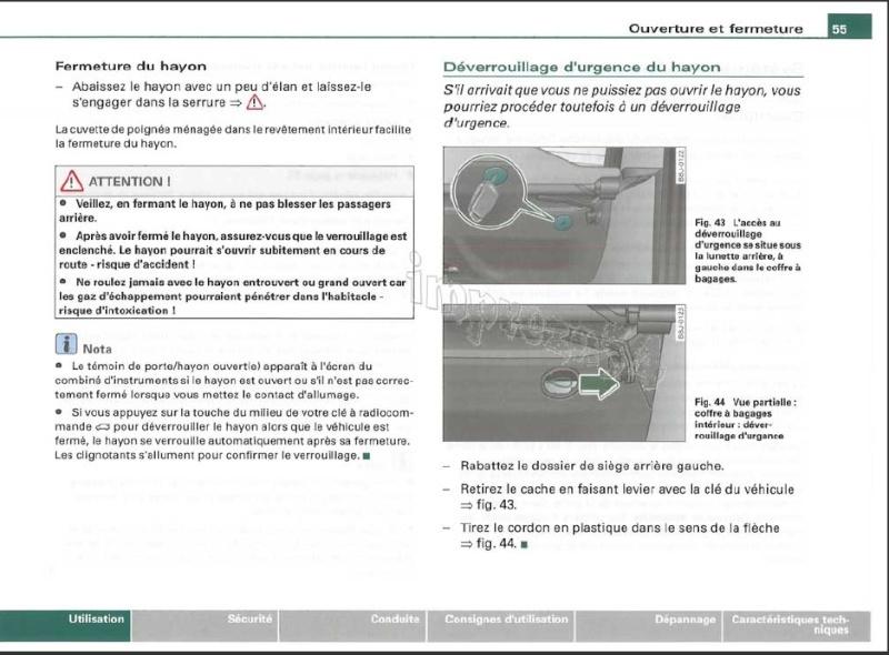Comment Ouvrir Le Coffre Batterie D 233 Branch 233 E Ou Vide