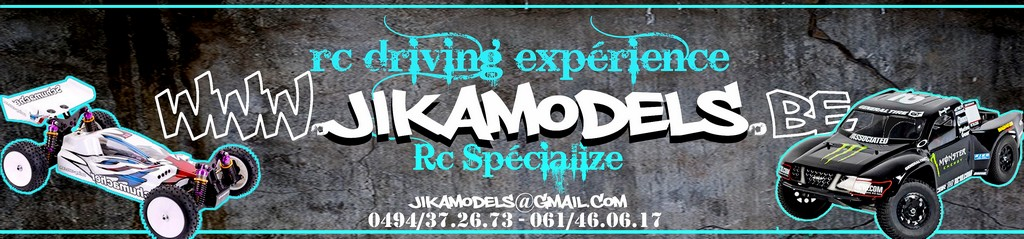 Rc driving expérience by jikamodels