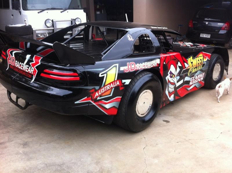Jd Racewear Super Sedan Champion