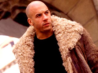 Nice coat.