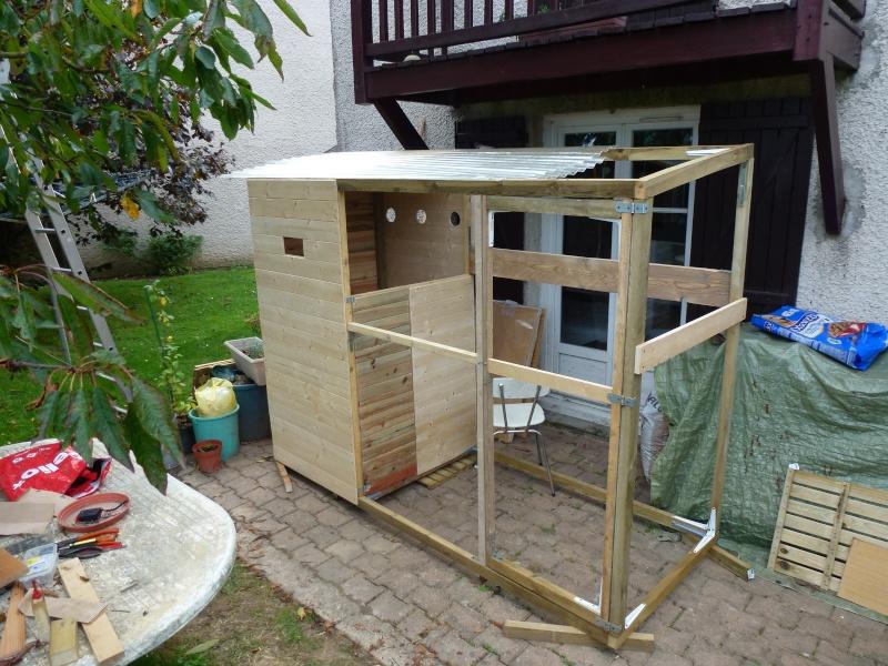 Voliere exterieur fait maison avie home for Voliere oiseau exterieur