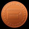 Palmarès montage : 1 or 5 argent 8 bronze