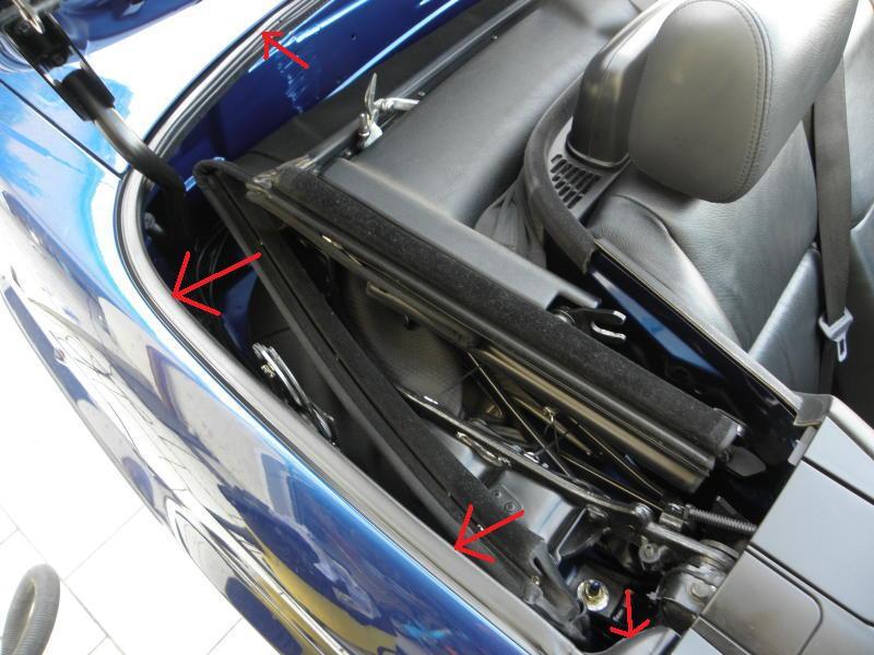 Passion Bmw E36 Fuite D Eau Cabriolet