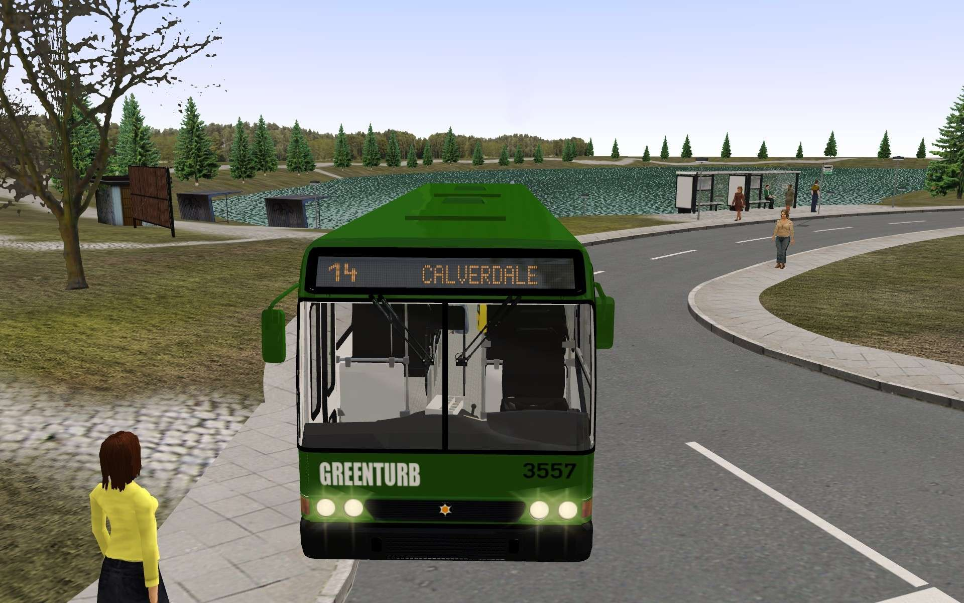 Omsi the bus simulator game free download full version youtube.