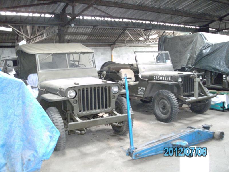 V hicules militaires am ricains for Acheter une voiture belge dans un garage francais