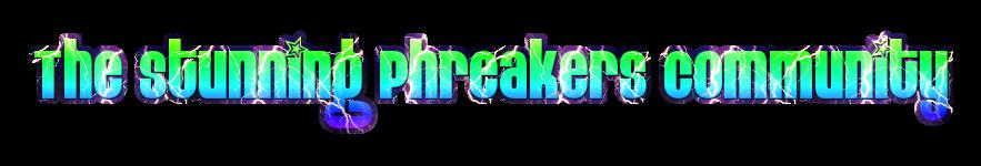 The Stunning Phreakers Community