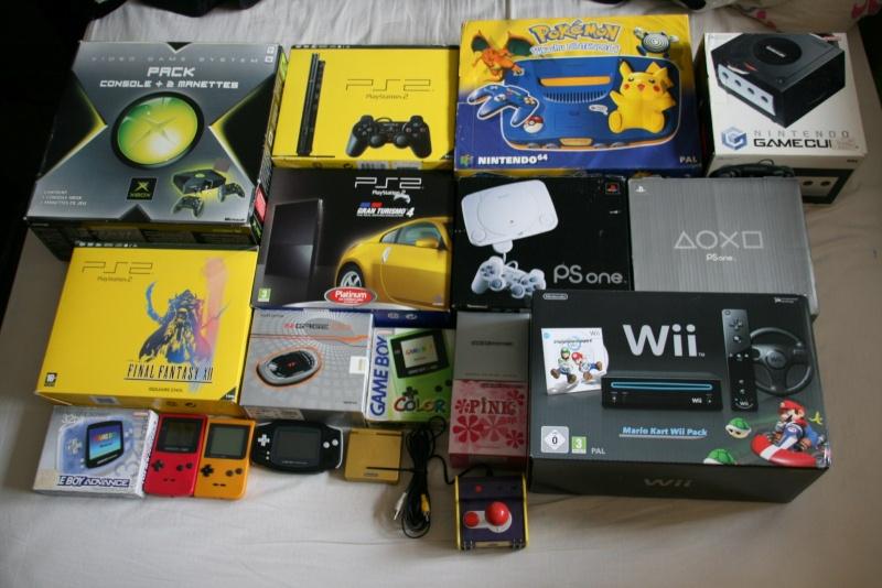 Est consoles en boite mini classics jeux ps1 ps2 pc big box - Console playstation 2 neuve ...