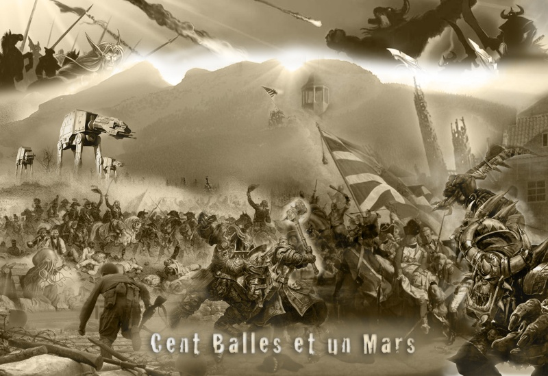 Cent Balles et un Mars