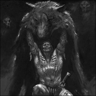 Фото страшный волк