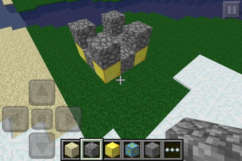 how do u make a portal in minecraft