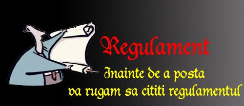 Regulamentul forumului