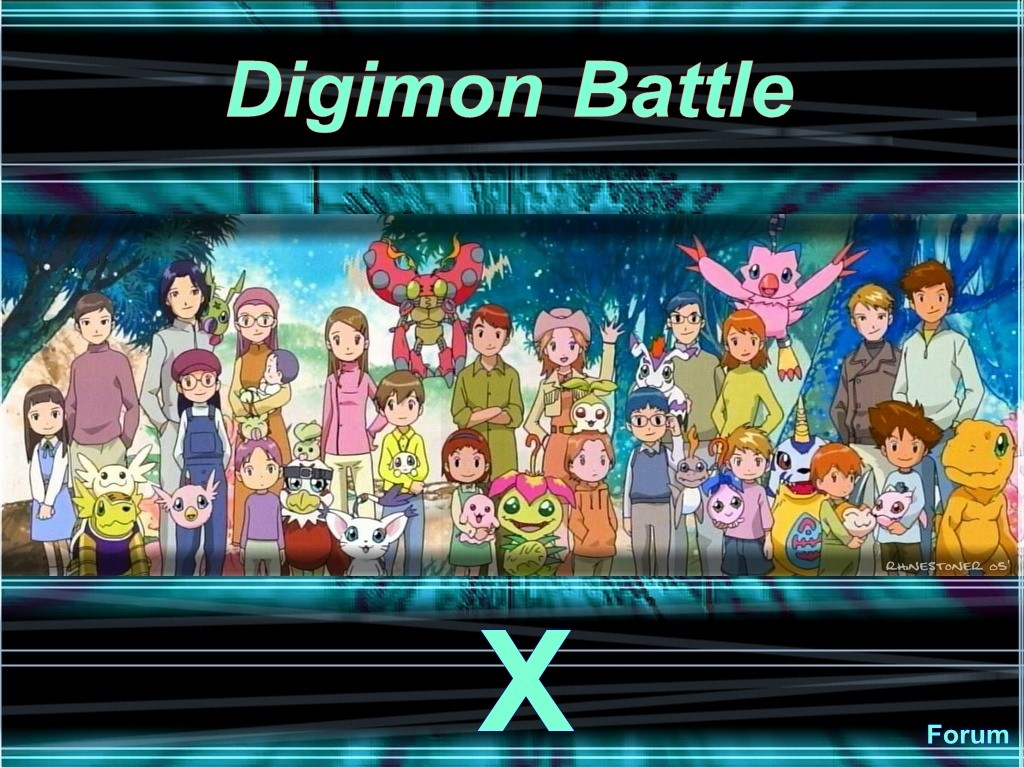 Digimon Battle X