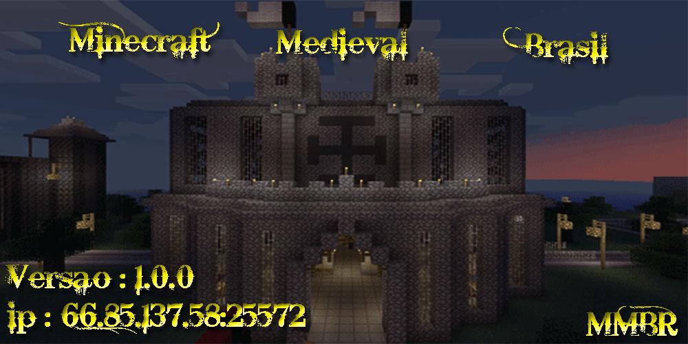 Minecraft Medieval Br