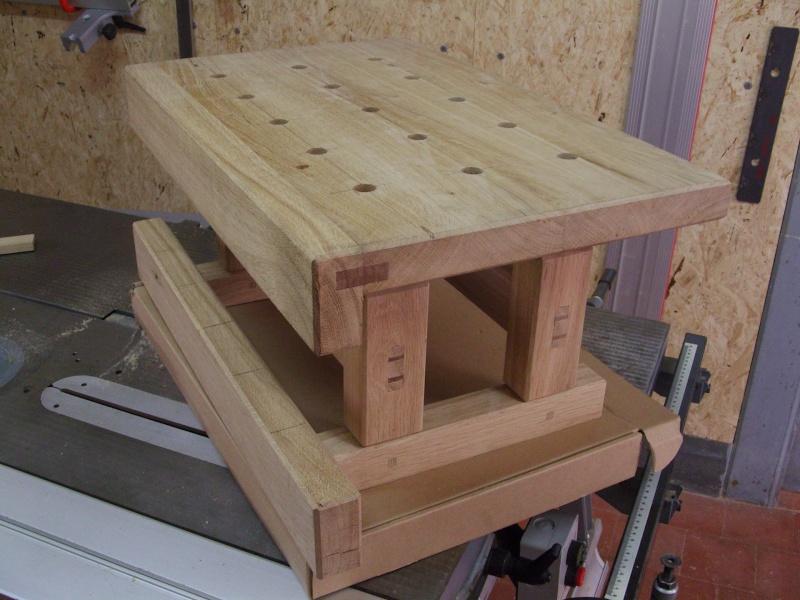 Mini tabli 10 12 histoires de bois - Construire etabli bois ...
