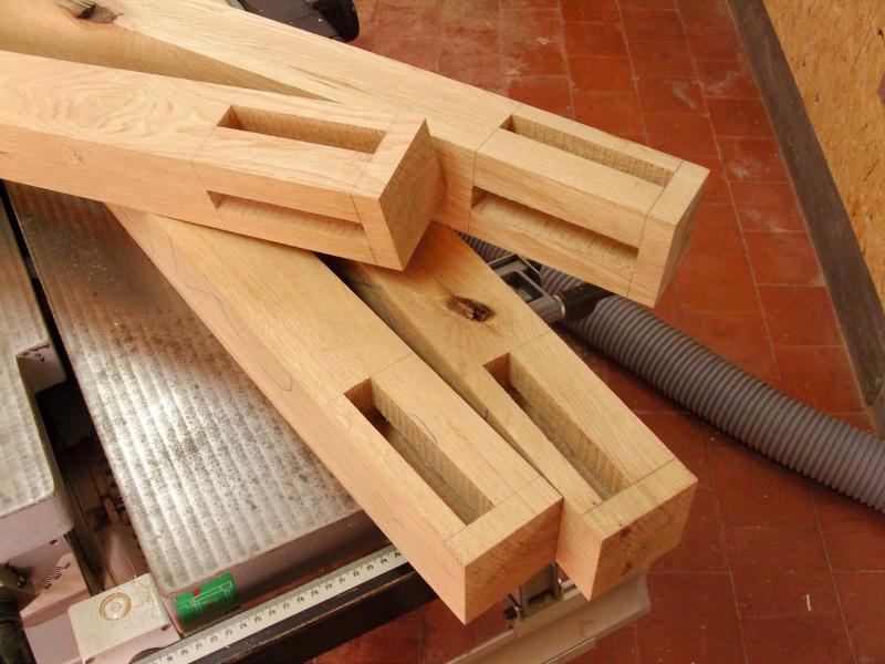 Table de salle manger 5 19 histoires de bois - Travail du bois pour debutant ...