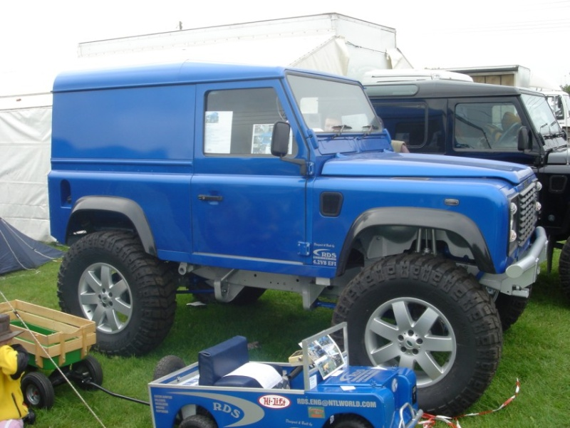 Boolean21 S Land Rover Defender D90 Build Page 2