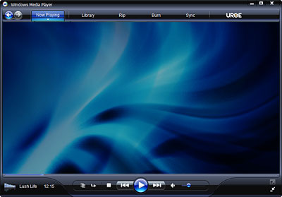 ����� ������ Windows Media Player 11 ��� �����