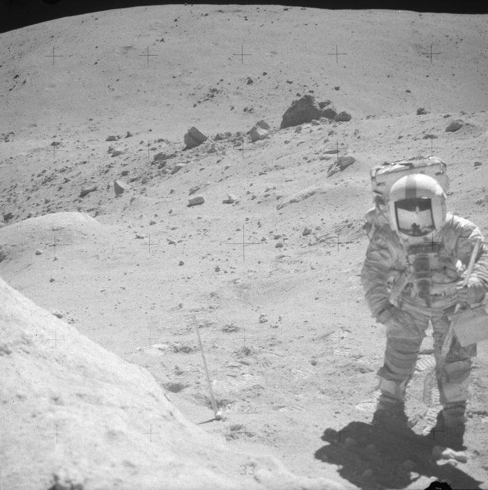 apollo 16 deep space eva - photo #28