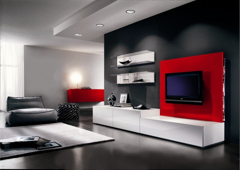 meubles design italien. Black Bedroom Furniture Sets. Home Design Ideas