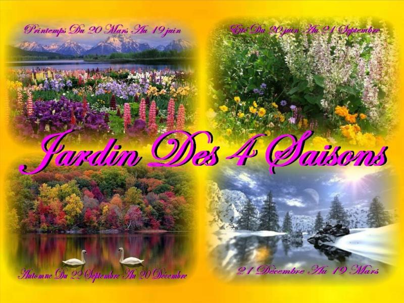 jardin des 4 saisons