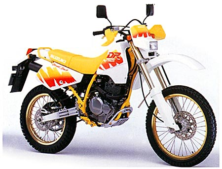 Suzuki DR 250S Discussion Group