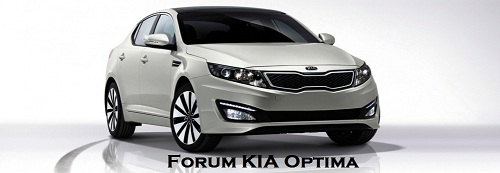 Forum KIA Optima