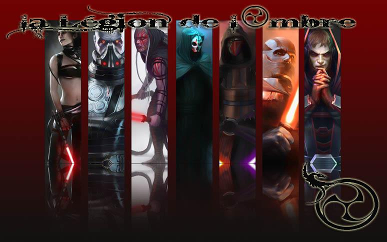 La légion de l'Ombre