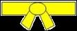 حزام أصفر