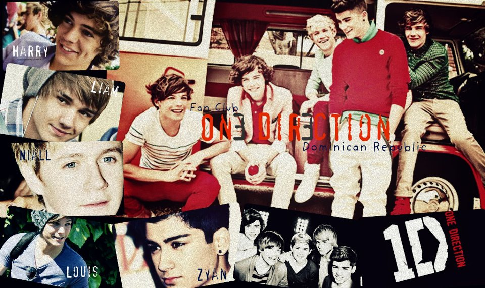one Direction-Dominican Republic Oficial