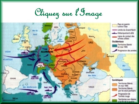 La meilleure carte de la seconde guerre mondiale