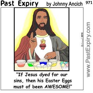 Tamp and Puff • View topic - Irreverent Easter FunJesus Easter Eggs Meme