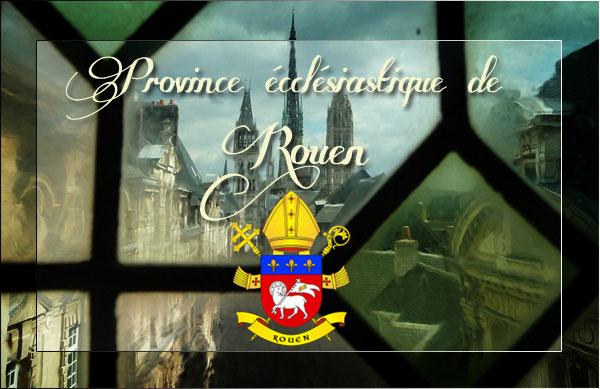 Province Ecclésiastique de Rouen