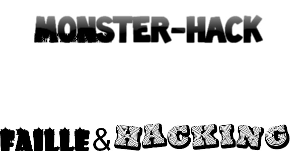 Monster-Hack