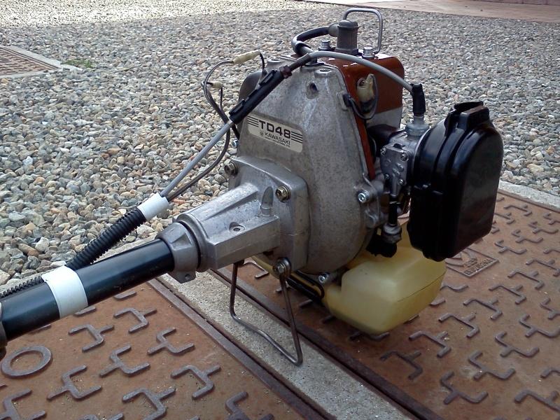 Kawasaki Td  Parts