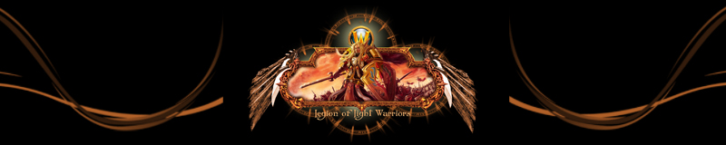 Legion Of Light Warriors!